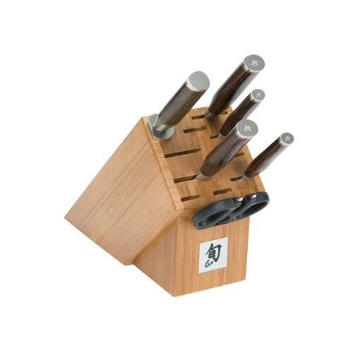 Premier 7 Piece Knife Block Set