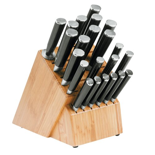 Classic 21 Piece Mega Knife Block Set