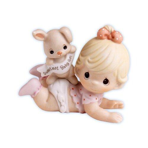 The Sweetest Baby Girl Figurine