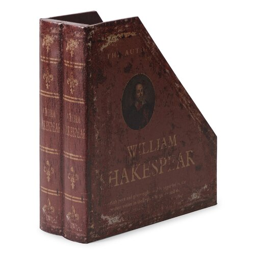Shakespeare Magazine Holder