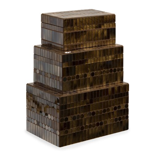 IMAX Chai Mosaic Boxes