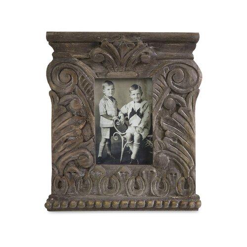 Hamlin Carved Wood Picture Frame