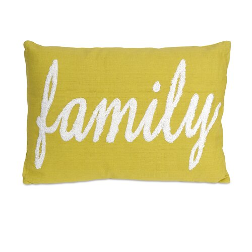 Suzie Family Pillow