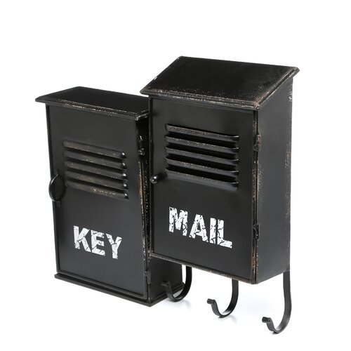 Alastor Key and Mail Boxes (Set of 2)