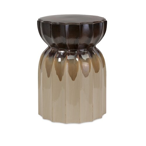 Cramblin Oversized Ceramic Garden Stool