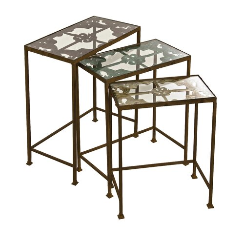 Torry 3 Piece Nesting Tables