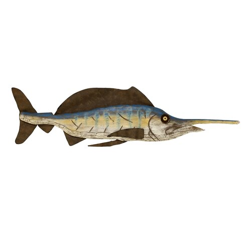 IMAX Nelson Wall Fish Figurine
