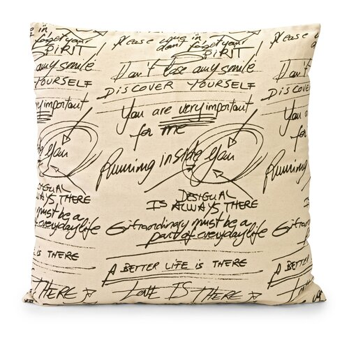 Newton Cotton Pillow