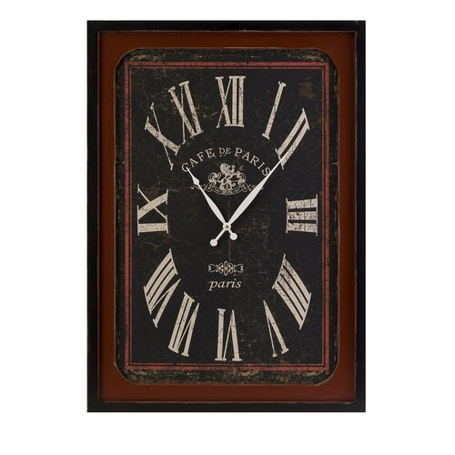 IMAX Bistro Wall Clock