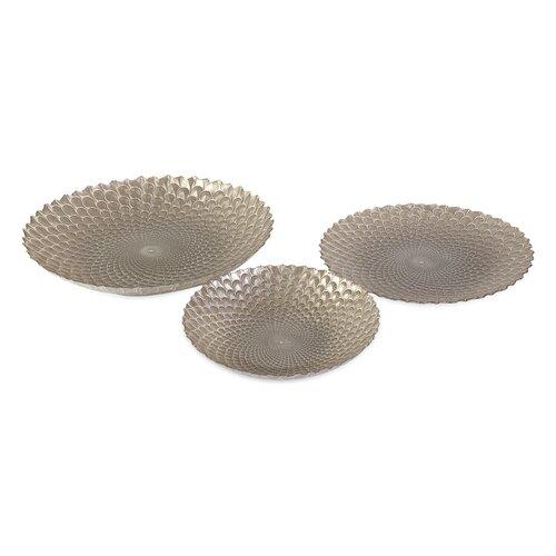 Cucine Glass Platter (Set of 3)