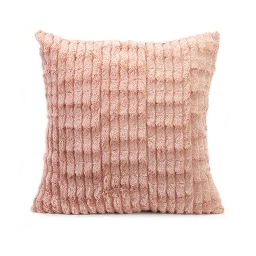 Gemma Faux Fur Polyester Pillow