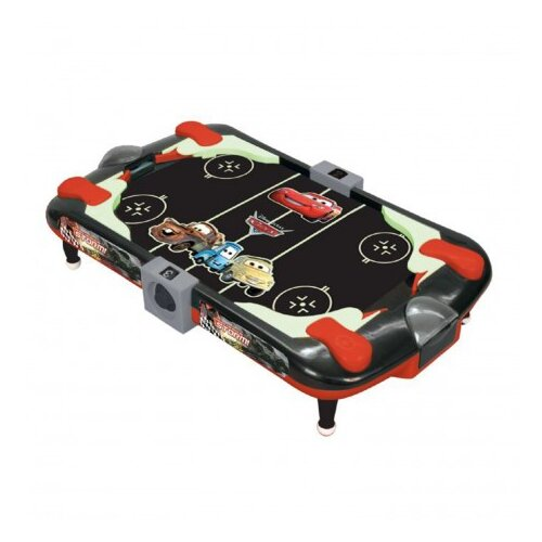 Table Top Cars Glow in the Dark Flipper Hockey