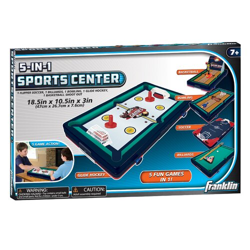 5 In 1 Sports Center Table Top