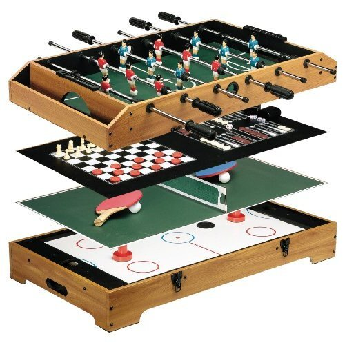 Franklin Sports 6-In-1 Game Table