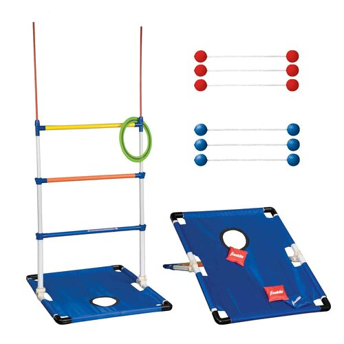 3-in-1 Collapsible Golf Toss Set