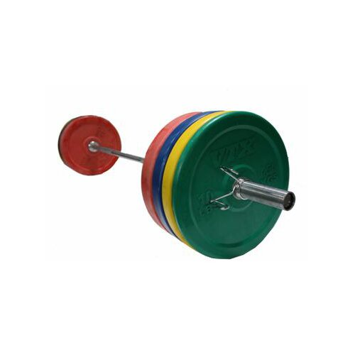 VTX by Troy Barbell VTX Bumper Plate Weight Set