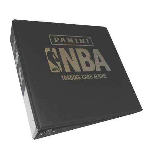 NBA Panini Card Album