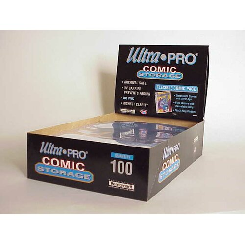 Ultra Pro Flexible Comic Box