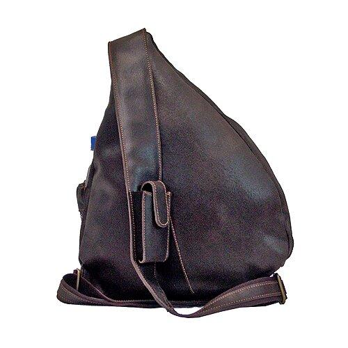 David King Backpack-Style Cross Body Bag