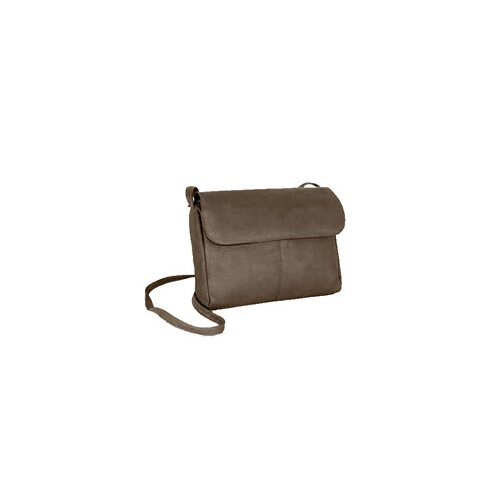 Petite Flap Front Shoulder Bag