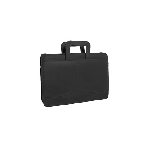 Single Leather Briefcase