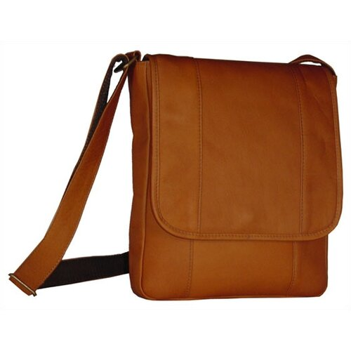 Vertical Men's Shoulder Bag