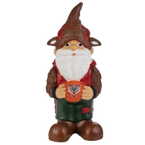 Team Beans NBA Thematic Gnome Statue