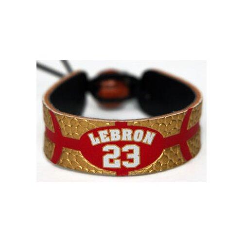 Gamewear NBA Player Leather Wrist Band