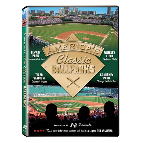 MLB DVD America's Classic Ballparks