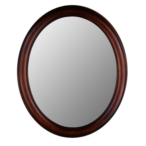 Hitchcock Butterfield Company Framed Wall Mirror