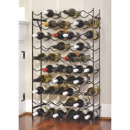 Oenophilia Alexander 60 Bottle Wine Rack