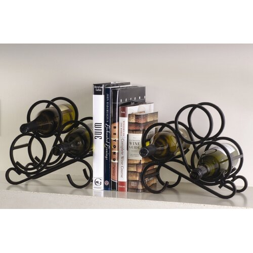 Scroll Rack Bookends (Pair)