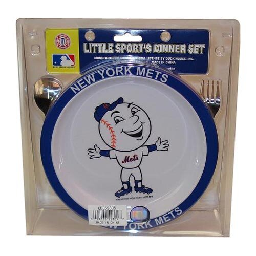 DuckHouse MLB Kids Place Setting