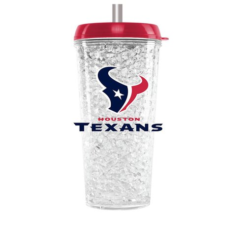 DuckHouse NFL Crystal Insulated Tumbler
