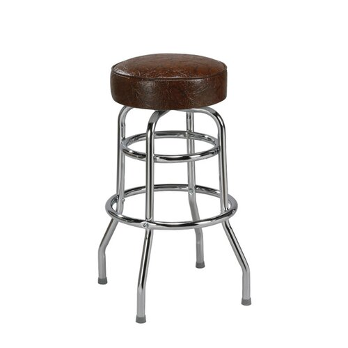 "Regal Retro Express 30"" Swivel Bar Stool"
