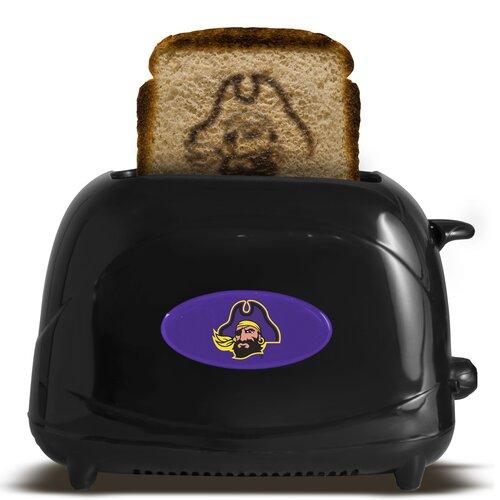 Pangea Brands NCAA UToast 2-Slice Toaster Elite
