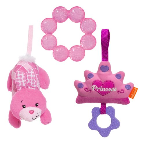 Teethe and Rattle Royal Play Set