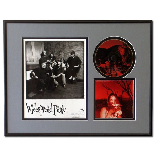 That's My Ticket CD Jacket Cover Picture Frame