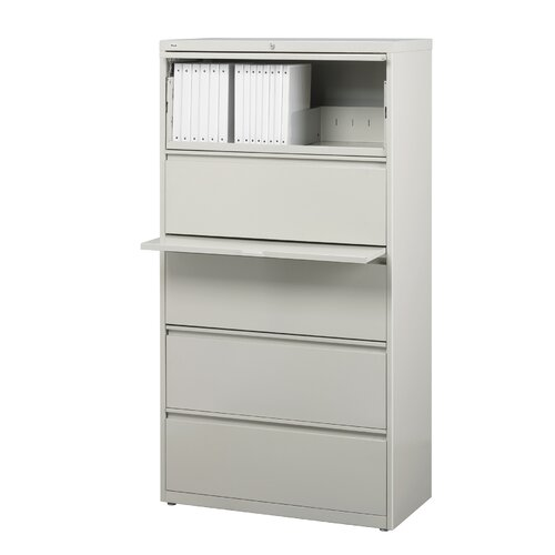 CommClad 5-Drawer  File Cabinet