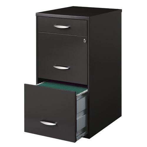 office designs 3 drawer organizer wayfair