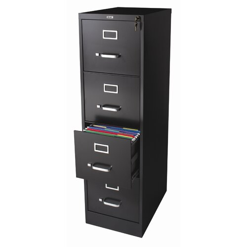 CommClad 4 Drawer Letter Size Commercial File