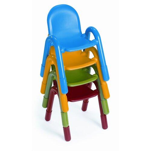 "Angeles Baseline 13"" PVC Classroom Chair"