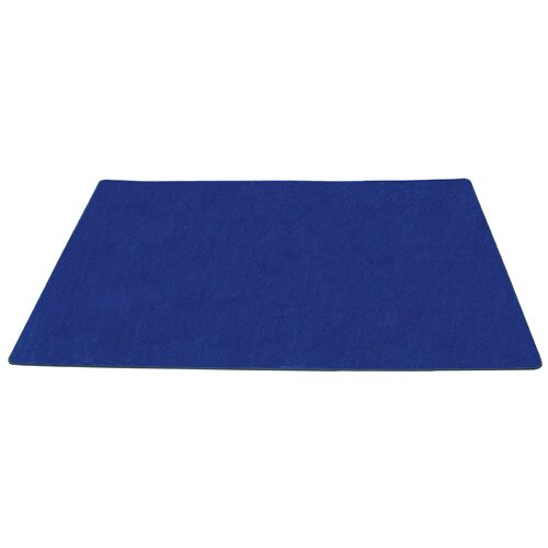 Angeles Plush Oval Carpet