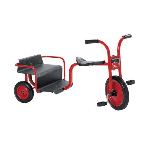 Angeles ClassicRider Rickshaw Tricycle