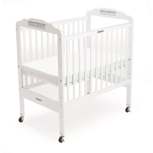 Angeles Organic Fitted Crib Sheet