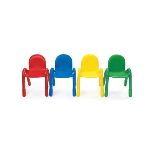 "Angeles Baseline 11"" PVC Classroom Chair"