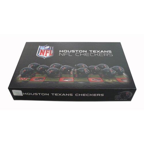 Rico Industries NFL Checker Set