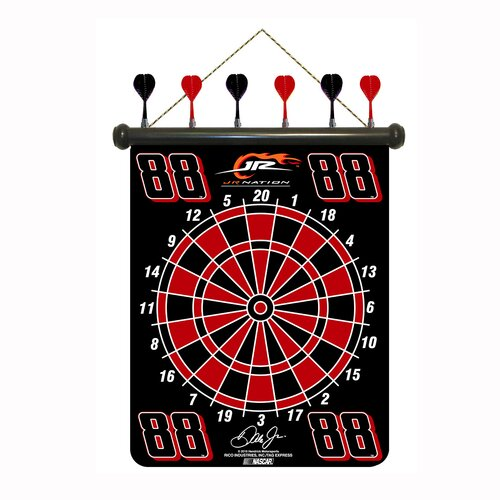 Rico Industries NASCAR Magnetic Dart Board Set