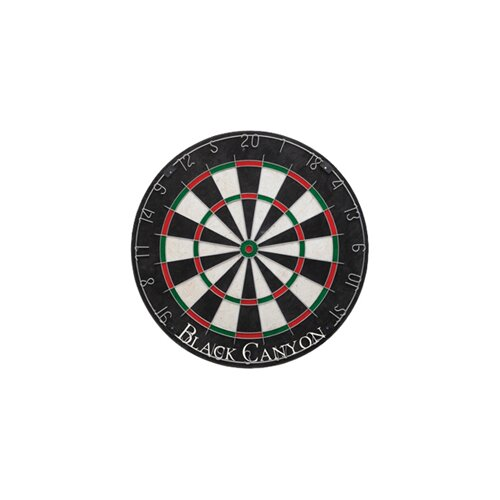 Black Canyon Diamond Wiring Dart Board