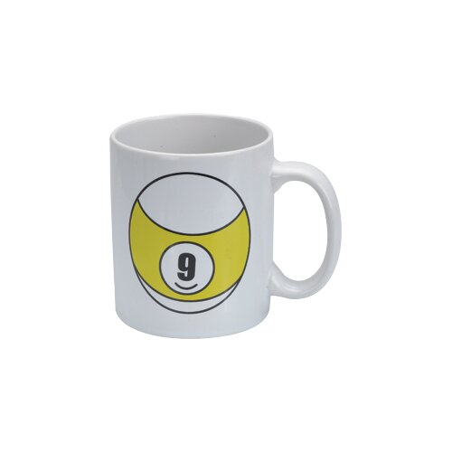 Cuestix CueStix Novelty Items 9 Ball Coffee Mug